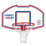 Sure Shot Bronx Basketbalbord met muursteun