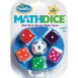 Math Dice Junior thinkfun