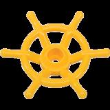 KBT - Bootstuur - 34 cm - geel