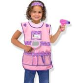 Melissa & Doug - Kapster - verkleedkleding - 3-6 jaar