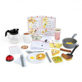 Melissa & Doug - Star Diner Restaurant Play Set
