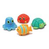 Melissa & Doug - Seaside Squirters - Badspeeltjes