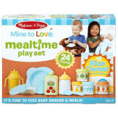 Melissa & Doug - Mine to Love Mealtime Play Set - (41708)