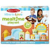 Melissa & Doug - Mine to Love Mealtime Play Set - (41708)