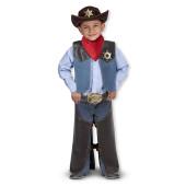 Melissa & Doug - Verkleedkostuum Cowboy