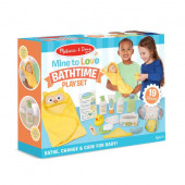 Melissa & Doug - Mine to Love Changing & Bathtime Play Set