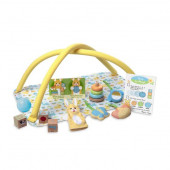 Melissa & Doug - Mine to Love Toy Time Play Set