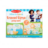 Melissa & Doug - Mine to Love Travel Time Play Set