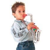 Bontempi Saxofoon met 4 tonen