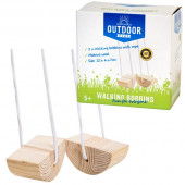 Outdoor Play Hout Loopklossen