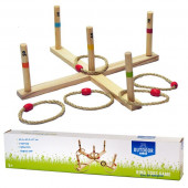 Outdoor Play Houten Ringwerpspel