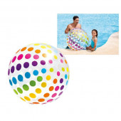 Intex Jumbo Strandbal Stip 107cm - (59065)