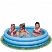 Intex Crystal Blue Pool Ø 147x33 cm - (58426)