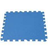 Intex Interlocking Beschermende PE Foam Vloertegels 50 x 50 x 1 cm 8 stuks - (29081)