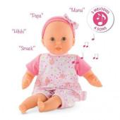 Corolle - Babypop met Geluidjes en Molodietjes - 30 cm