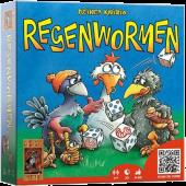 999 Games - Regenwormen - Dobbelspel