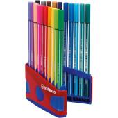 Stabilo 68 - Colorparade Stiften - Etui 20 Stuks