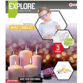 EXPLORE Wetenschap set -kaarsen maken