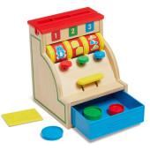 Melissa & Doug - Houten Speelgoed Kassa