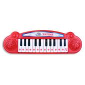 Bontempi Elektronisch mini keyboard 24 toetsen -35 cm