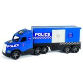 Wader Magic Truck - 79 cm - Politie