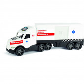 Wader Magic Truck - 79 cm - Ambulance