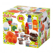 Ecoiffier 100% Chef Snackbox - 20 dln