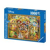 Ravensburger puzzel - De mooiste Disney thema's (1000)