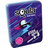 Squla flitsquiz 6 7 8 - Kaartspel