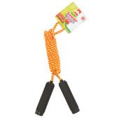 Summertime Springtouw Gestreept 390 cm Oranje