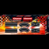 Carrera GO!!! - Uitbreiding Set 1