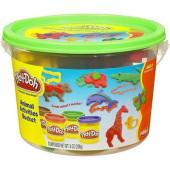 Play-Doh Superemmer Dierenset