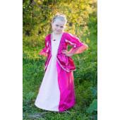 Great Pretenders - Prinsessenjurk Roze - (6-8 jaar)