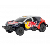 Carrera RC Auto - Peugeot Red Bull DKR 16 - 20 km/h