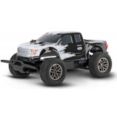 Carrera RC Auto - Ford F150 Raptor Zwart/wit - (10 km/h)
