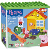 PlayBIG BLOXX PEPPA GARDEN HOUSE