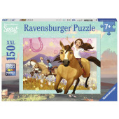 Ravensburger - Spirit: Wild and Free (150)