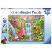 Ravensburger - Magisch landschap (200) - Kinderpuzzel