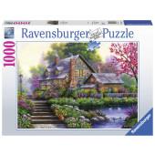 Ravensburger - Romantische cottage (1000)