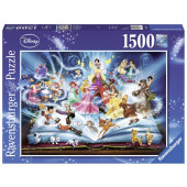 Ravensburger - WD: Disney's magische sprookjesboek (1500)
