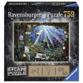 Ravensburger - ESCAPE 4 Submarine (759)