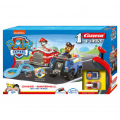 Carrera First Racebaan Paw Patrol - On the Track