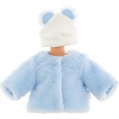 Corolle - Babypop Mijn Eerste Winterjas met Muts  - 30 cm