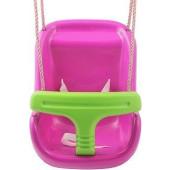 Hermic - Babyschommel Luxe Roze