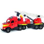 Wader Magic Truck - 79 cm - Brandweer
