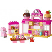 PlayBIG Bloxx Hello Kitty Bakkerij