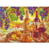 Diamond Dotz ® painting - Les Vins de Campagne