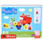 PlayBIG Bloxx Peppa Pig Brandweerwagen