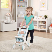 Melissa & Doug - Mine to Love - poppen buggy