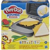 Play-Doh Gesmolten Kaas - Klei Speelset